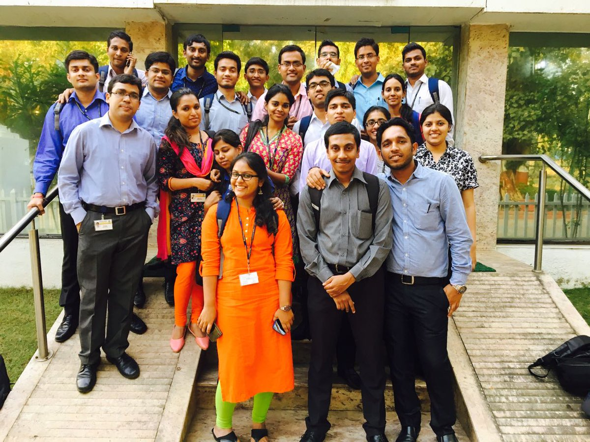 &quot;None of us is as #SMArt as all of us&quot;  #Induction #FirstDay #NewBeginning #FutureLeaders  @BPCLimited #SMArt #Team<br>http://pic.twitter.com/J0snJSqJQB