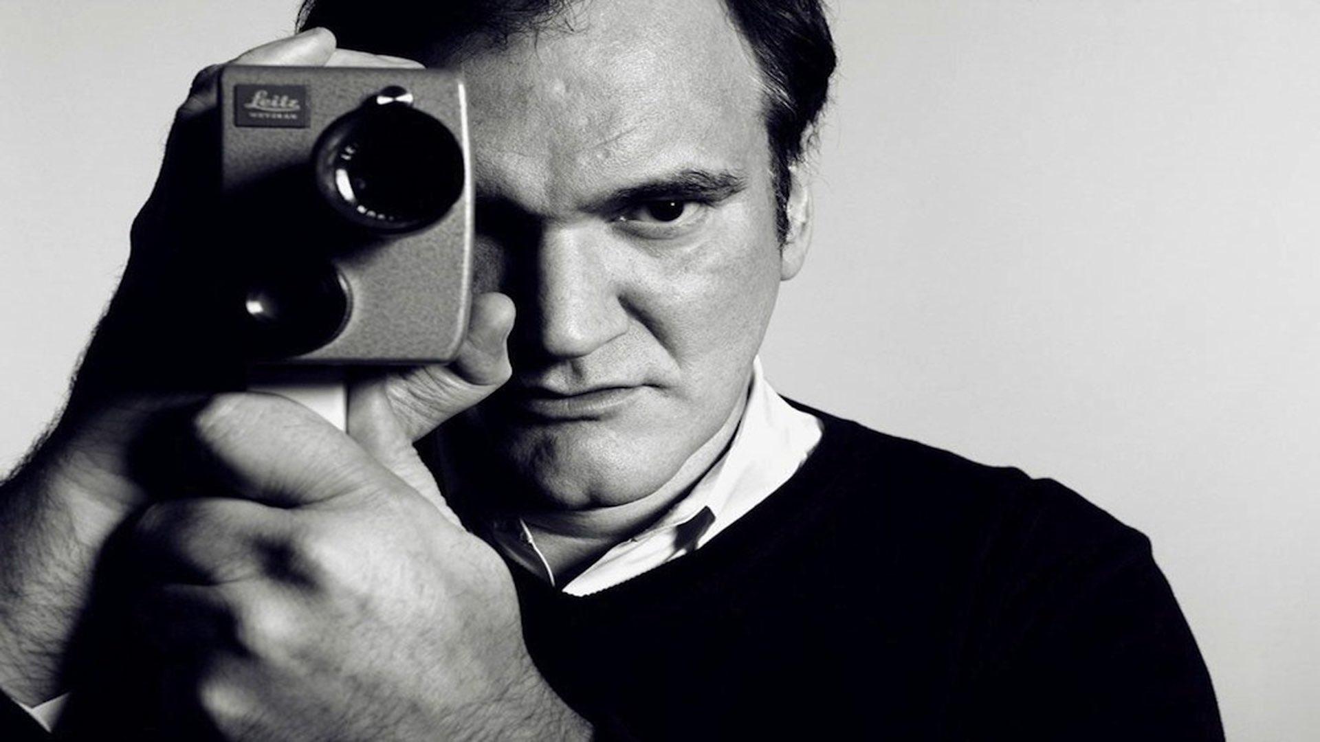 Ma devudu puttina roju..happy bday Quentin Tarantino..