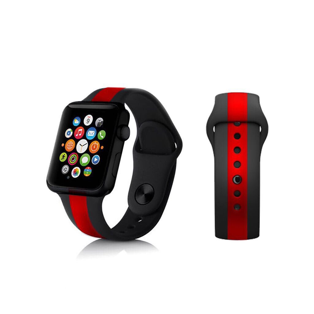 The original #TRL iMatter® Apple Watch  band ! Supporting our firefighters  available @MaidenApparel #FirstResponders #firefighters<br>http://pic.twitter.com/eXK4KaDLpk
