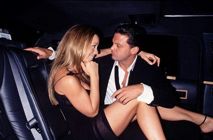 Happy Birthday, Mariah! Y para celebrar: recordemos que Mariah Carey fue mucha mujer para Luis Miguel.