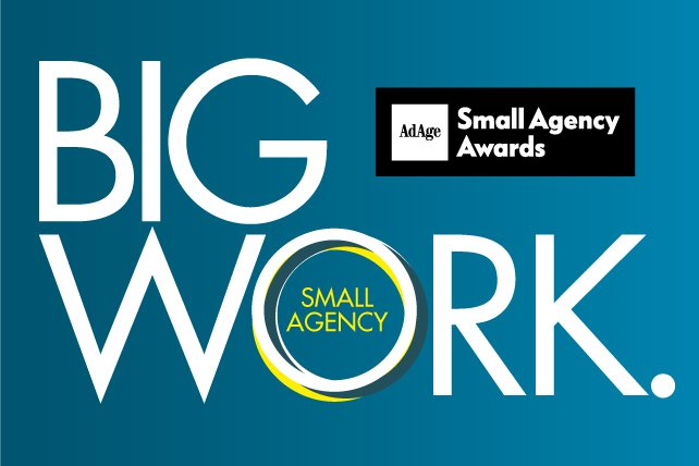 Ad Age Small Agency Awards Submissions are now open. https://t.co/sQ1VLDIgHr https://t.co/SRdWYksukD