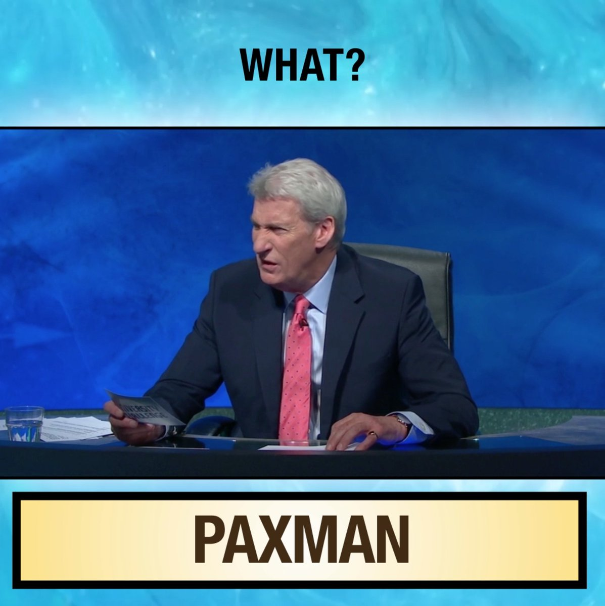 Presenting the 5⃣ funniest times Jeremy Paxman went 😣 on #UniversityCh...