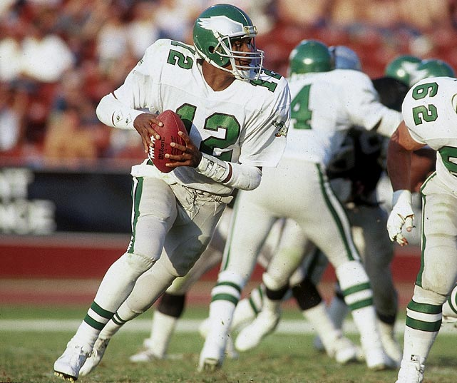 Happy Birthday to Eagles\ great Randall Cunningham. Revolutionized the QB position.