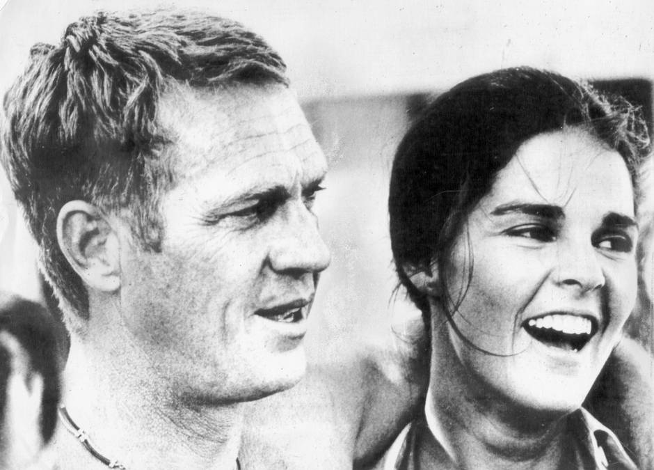 Meisner actor (Charles Conrad) Ali MacGraw, voted the &quot;top female box office star in the world&quot; in 1972.  #Oscar nom, won 2 #GoldenGlobes. <br>http://pic.twitter.com/hSxPncGWnD
