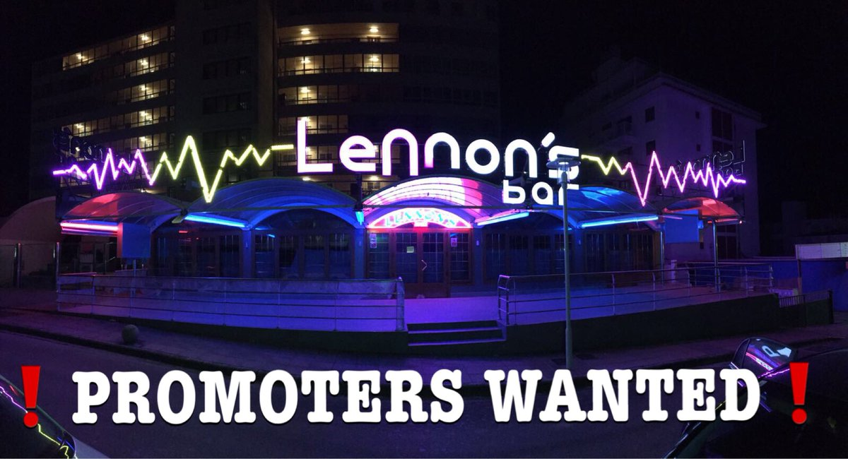 PROMOTERS WANTEDGet in touch for more information, PR&#39;s wanted for summer 2017!! #Magaluf #Magaluf2017 <br>http://pic.twitter.com/mko9sQquBN