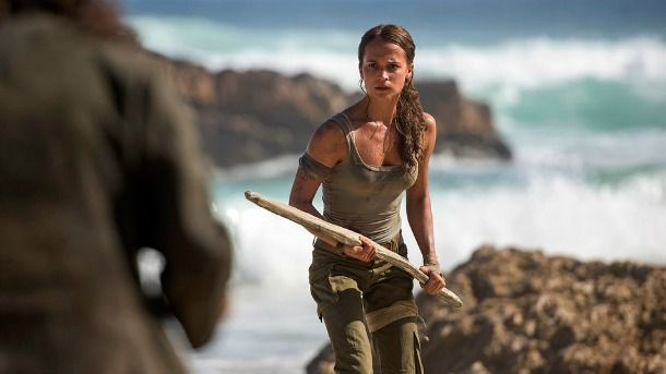Here's What Alicia Vikander Looks Like As Lara Croft In The Upcoming T...