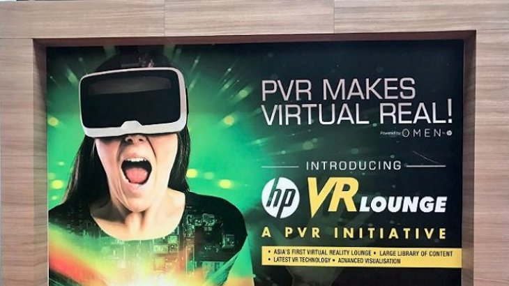 VR Comes to Indian Theatres Thanks to HP – VRFocus