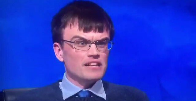Fly away Seagull, this night belongs to Monkman #UniversityChallenge h...
