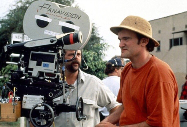 Happy birthday Quentin Tarantino!