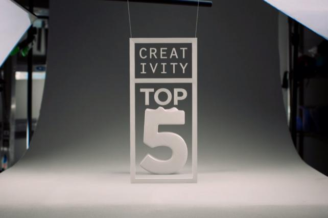 The Creativity Top 5 is back! Check out the best ideas of the week of March 24 https://t.co/b9ixDtCZld https://t.co/4RPX0sj2OC