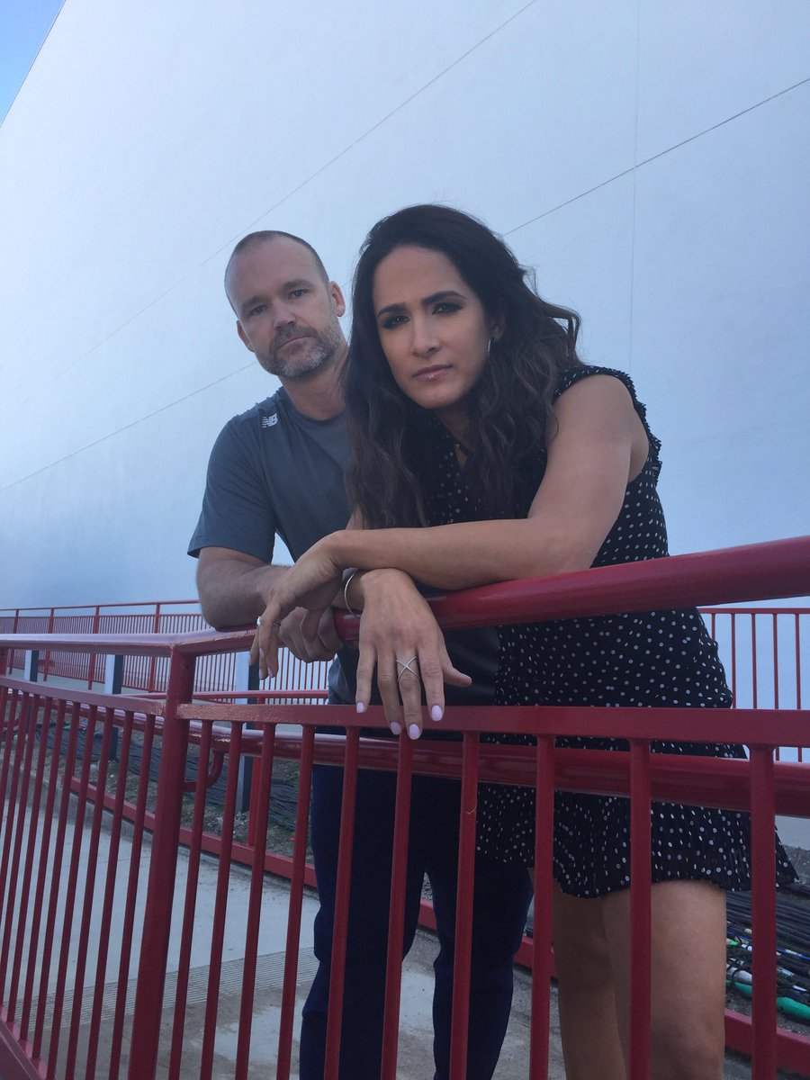 Game face on for tonight! Fun times hanging with @LaurenShehadi #mlb #...
