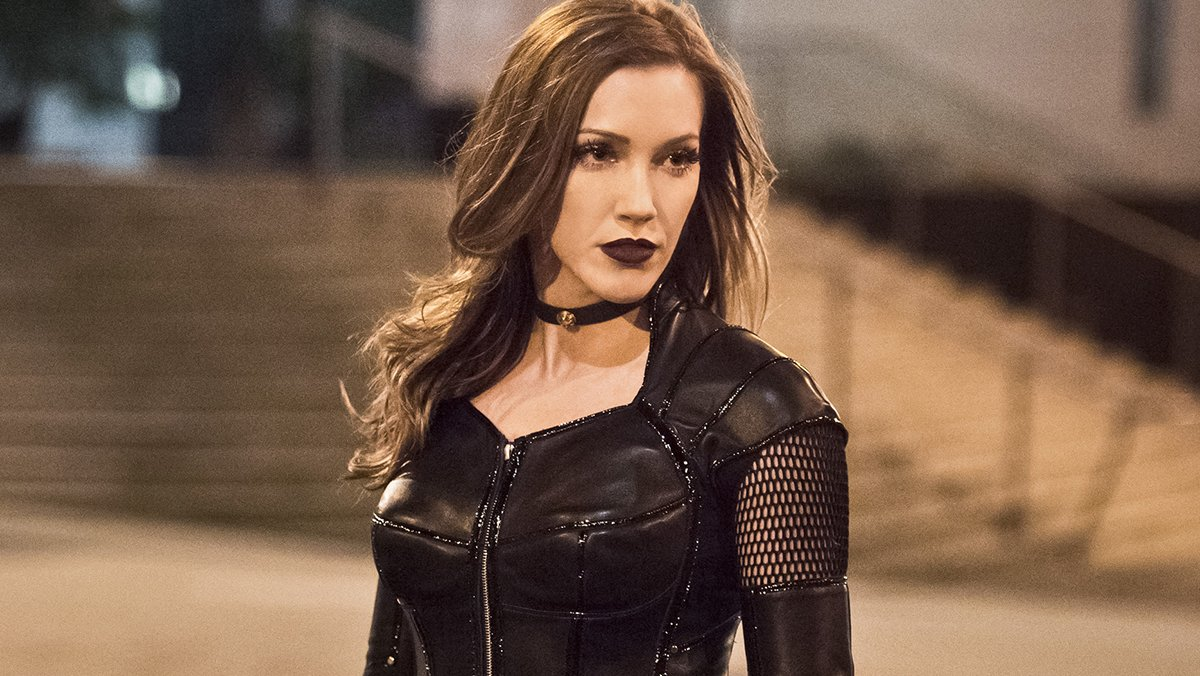 Welcome back. @MzKatieCassidy returns to #Arrow as Black Siren! https:...