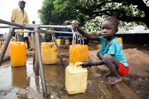 WARNING - Un enfant sur quatre manquera d&#39;eau en 2040  http:// buff.ly/2mHbzR2  &nbsp;   vi@Goodplanet_ #water #ClimateAction <br>http://pic.twitter.com/U9hMz1aqtq