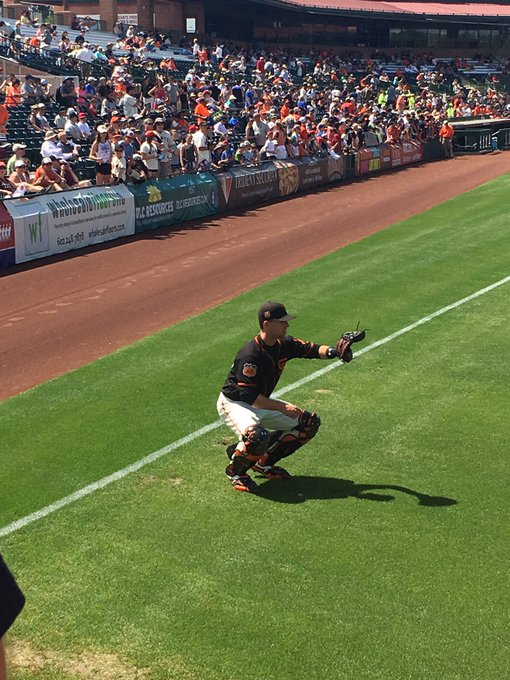Happy 30th Bday Buster Posey