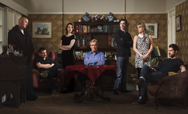 Coronation Street whodunnit launched as Ken Barlow is pushed down the...