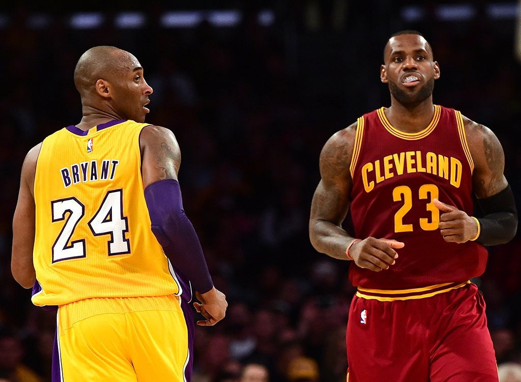 Kobe Bryant Says LeBron Has 'Earned The Right To Rest' https://t.co/oi...