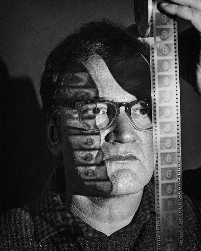 Happy Birthday to the genius Quentin Tarantino who turns today 54.