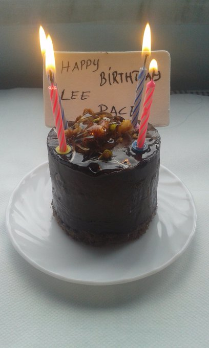 I was late. Happy birthday Lee Pace, I love you.