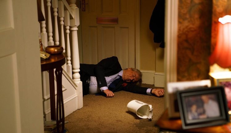 Horror #Corrie twist as Ken Barlow is left to die but who pushed him?...