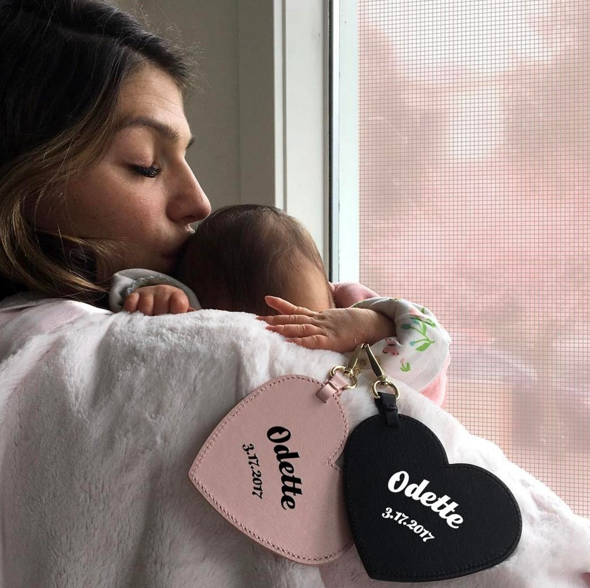 Genevieve and Jared Padalecki welcome the newest addition to their fam...