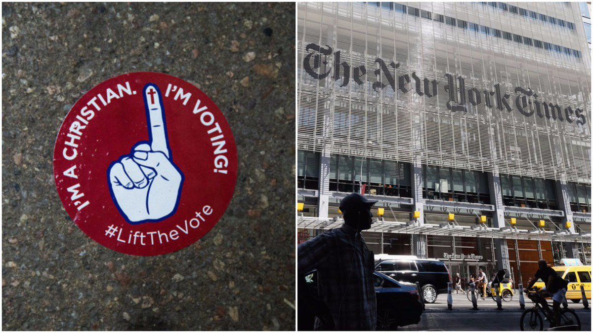Shocker! New York Times says Democrats must stop being abortion party