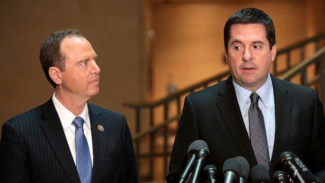 Top House Intel Dem: Nunes should recuse himself from Trump-Russia pro...