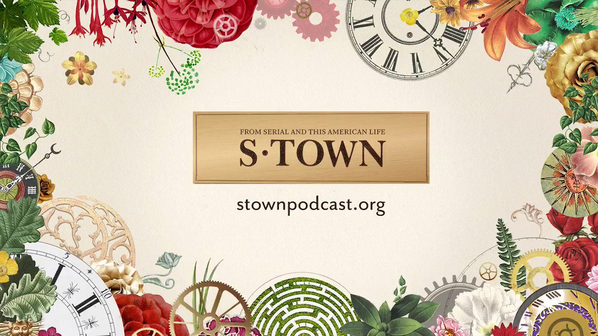 """You're beginning to figure it out now, aren't you?"" #STown https://t...."