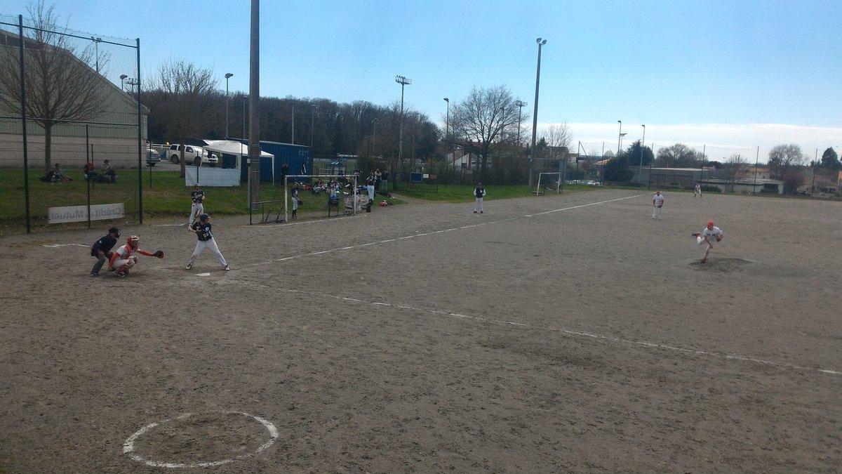 Championnat de #baseball Pays de la loire : Les @EaglesStBarth s'inclinent face aux @LesMarcassins85   http://www. passionsports49.fr/championnat-de -baseball-pays-de-la-loire-les-eagles-sinclinent-face-aux-marcassins/ &nbsp; … <br>http://pic.twitter.com/Z1txwKvNHn