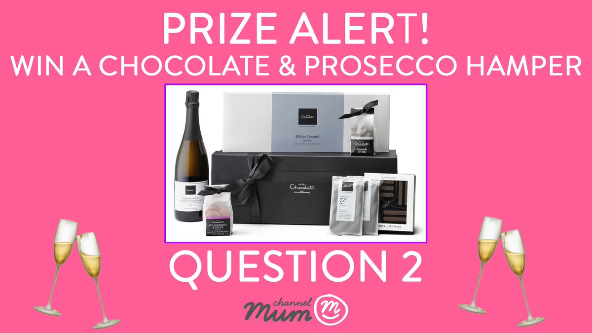 RT PRIZE 2: Tell us where the show is set to win a prosecco & choc...