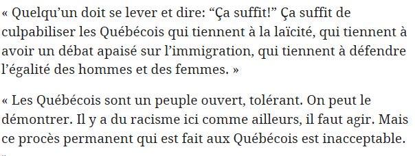 #Racisme -&gt; Lisée dénonce libéraux et Radio-Canada  http://www. journaldemontreal.com/2017/03/27/lis ee-denonce-le-proces-des-quebecois &nbsp; …  #pq #plq #polqc<br>http://pic.twitter.com/Ocr7c0E0nM