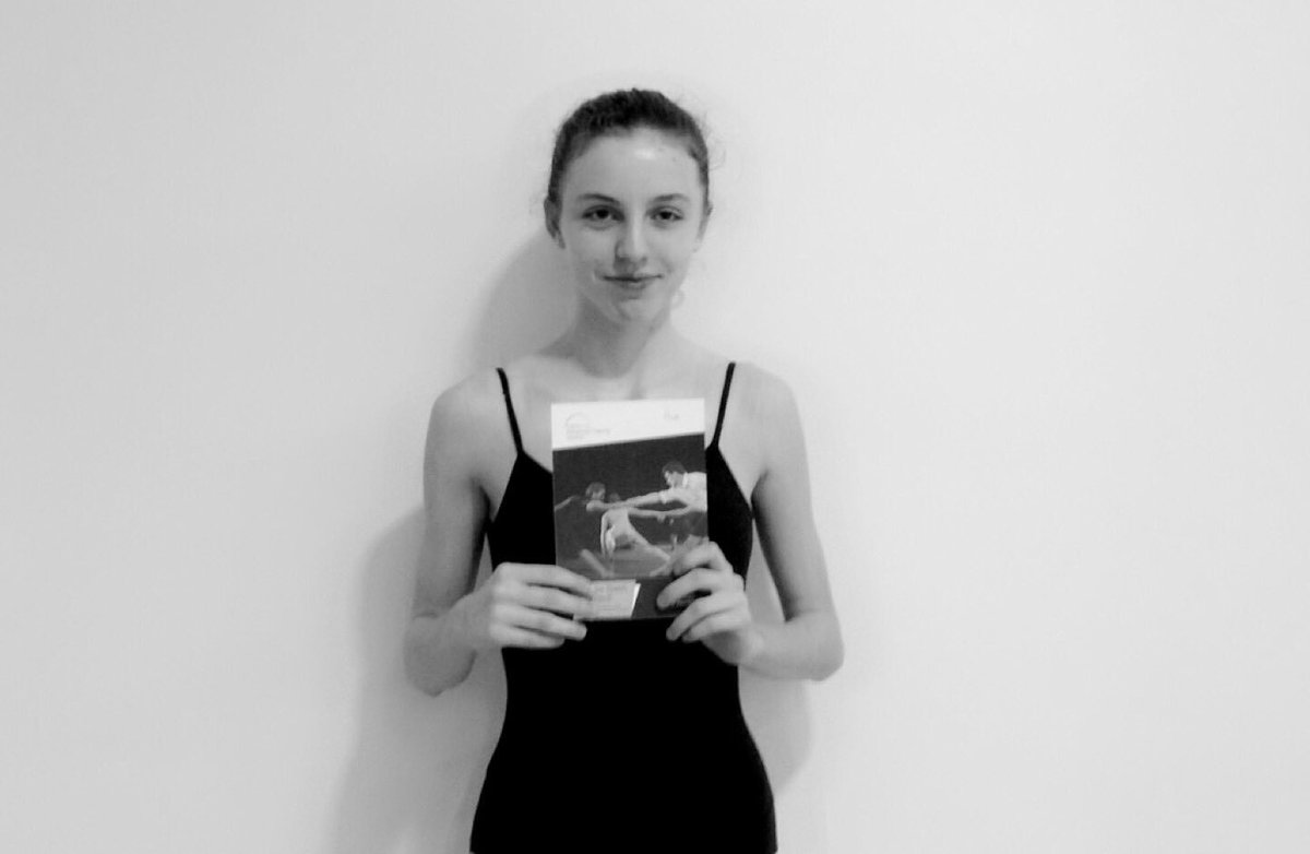"""RS Dance on Twitter: """"Congratulations to Mia for getting through to the finals for the Northern School of Contemporary Dance CAT Programme ..."""