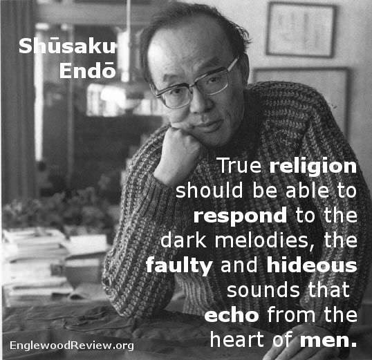 Happy birthday to novelist Shusaku Endo, author of SILENCE!!! https://t.co/1C4dM7gmOT