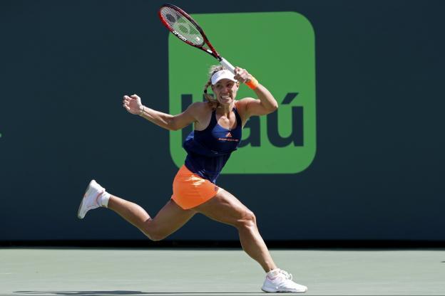 Tennis - WTA - Miami - Angelique Kerber facilement qualifiée pour les quarts de finale à…  http:// dlvr.it/NkscS6  &nbsp;   #Breaking #BreakingLive<br>http://pic.twitter.com/vuVsH9RgAa