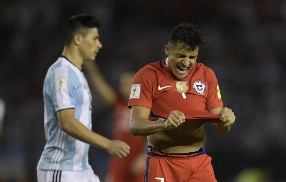 Alexis Sanchez reveals the truth about his attitude: I have always been like this