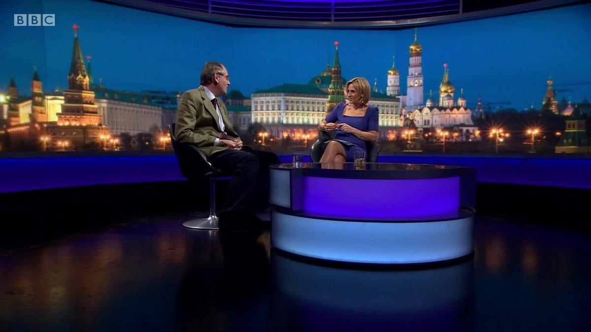 Edward Lucas tells #newsnight that Vladimir Putin wouldn't have troubl...