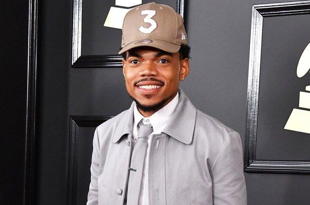 Chance the Rapper needs an intern / via @billboardhiphop https://t.co/...