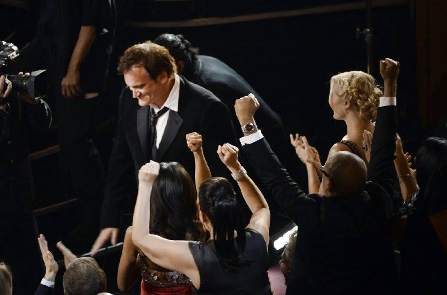 Happy birthday .. Quentin Tarantino