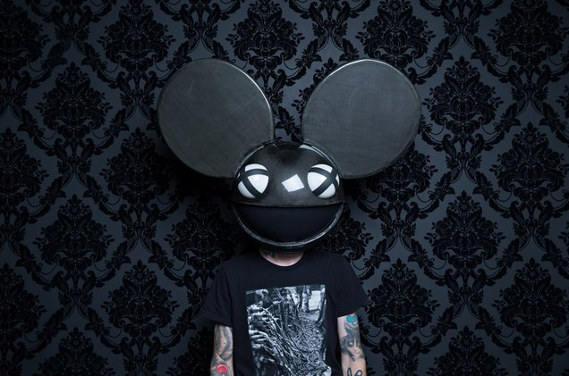 deadmau5 announces 'lots of stuff in a store' pop-up shop in NYC https...