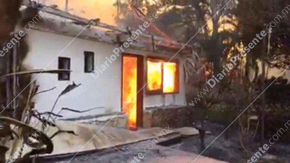 Palenque on for Villas kin ha palenque incendio