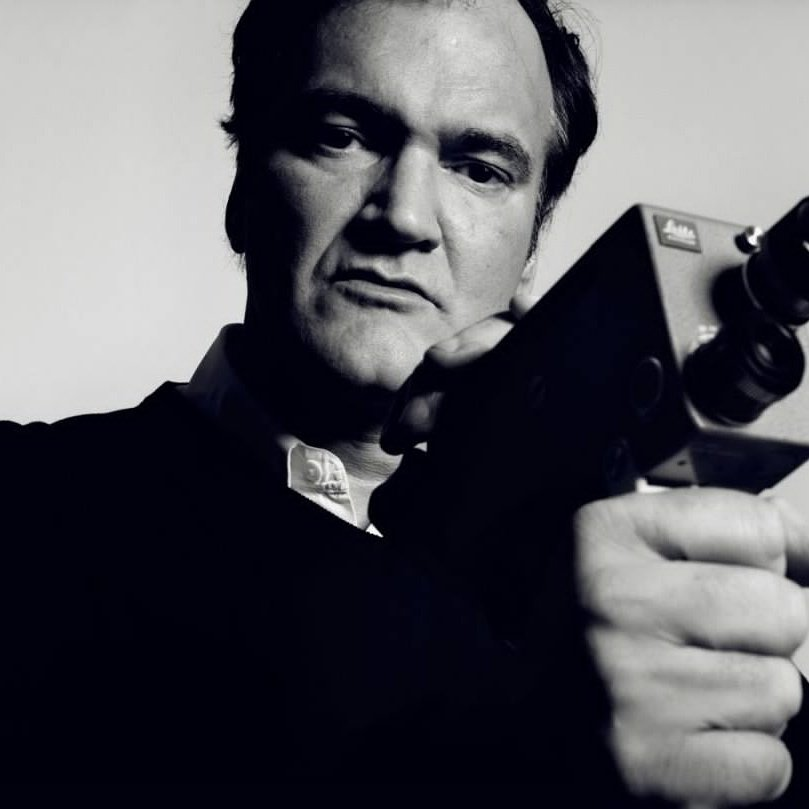 My favorite director of all the time, happy birthday Quentin Tarantino