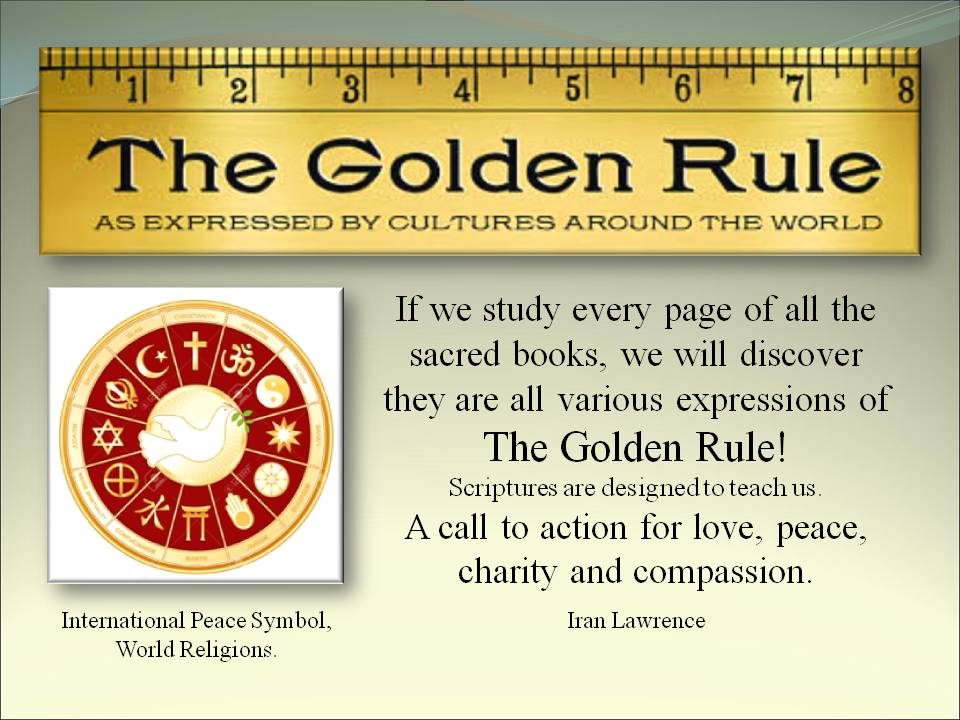 The #Golden Rule is the #Rule. #Virtues #Ethics<br>http://pic.twitter.com/2NYcHrETj4