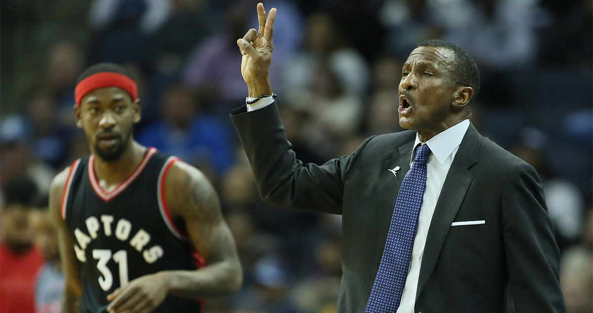 Dwane Casey: Ex-Raptor Terrence Ross was 'almost like a son.' https://...