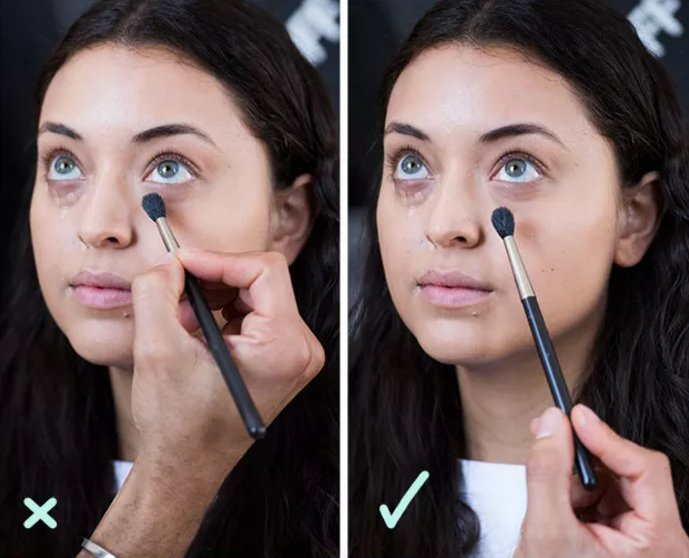 A pro makeup artist gave us a bunch of really good tips we can actuall...