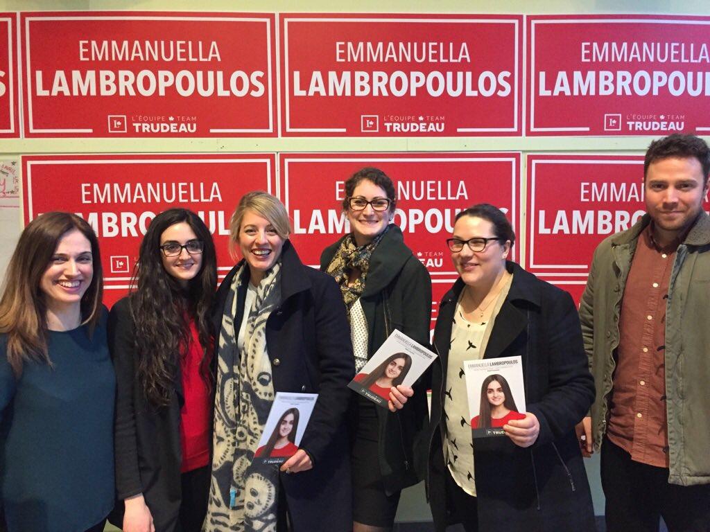 Je suis fière d&#39;appuyer @emlambropoulos dans #StLaurent #plc #polcan #mtl  I am proud to support @emlambropoulos in #StLaurent #lpc #cdnpoli<br>http://pic.twitter.com/mct7TU2AXp
