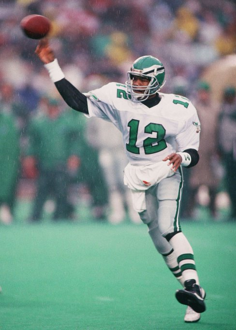 Happy Birthday to the Ultimate Weapon, Randall Cunningham!