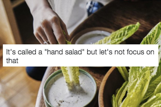A thing called hand salad is making people so mad https://t.co/3YUCtEy...