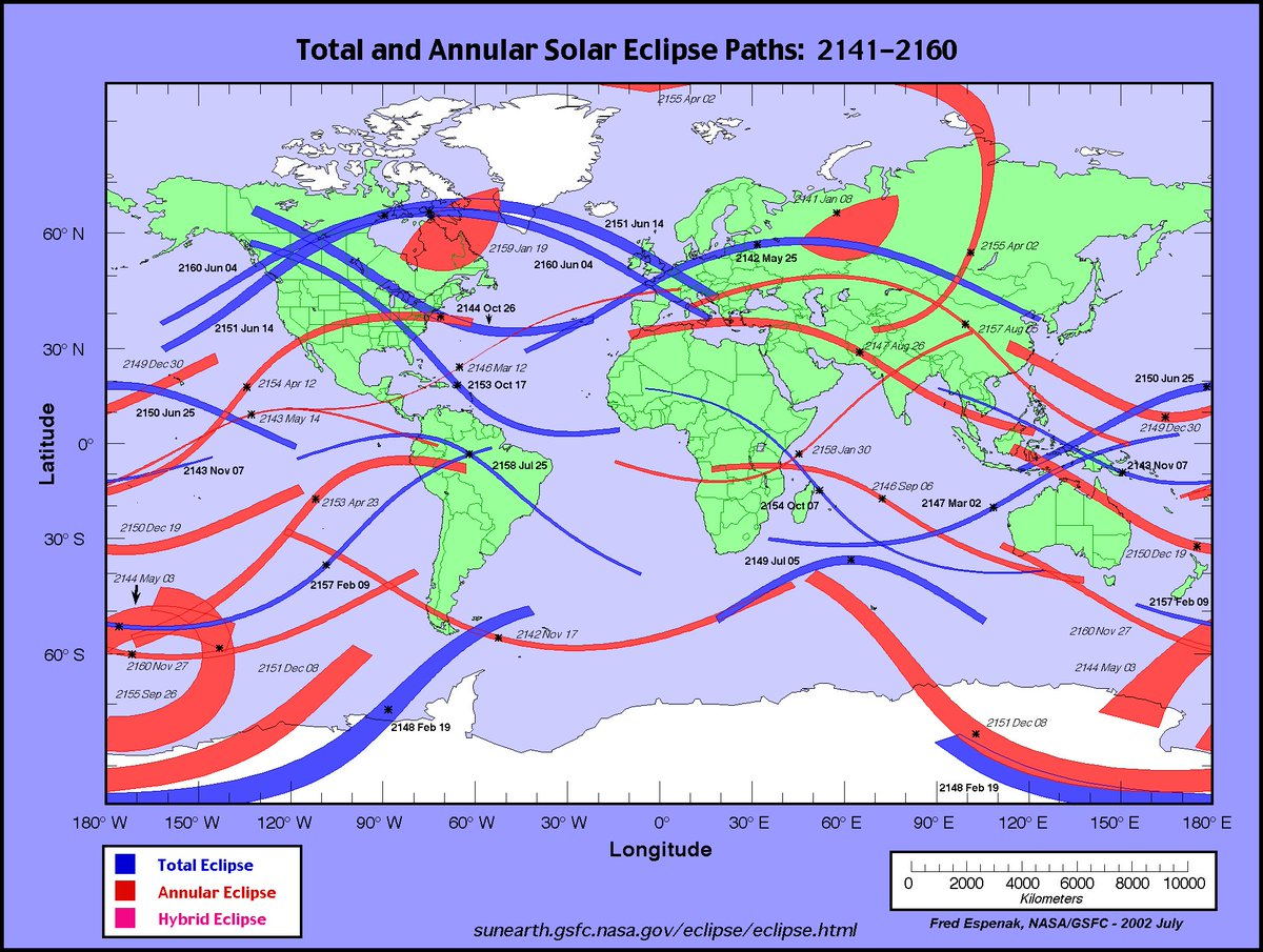 Future Total Eclipse Map.Gavin Sharp On Twitter Dolske On Its Next Tour The Eclipse Should