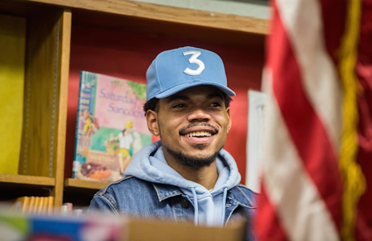 Here's your chance to work for Chance the Rapper. https://t.co/TEjdOrD...