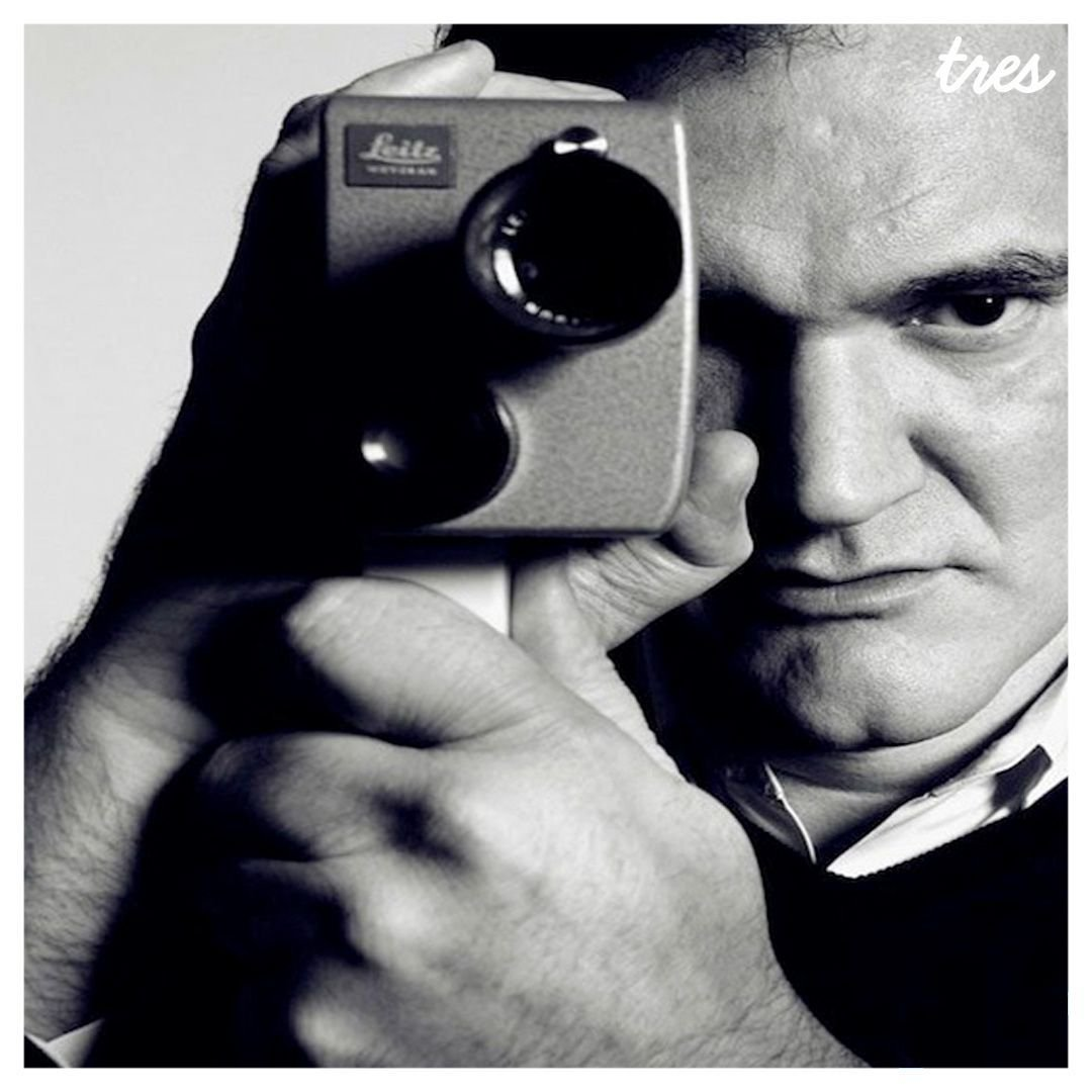 ¡Happy birthday Quentin Tarantino!