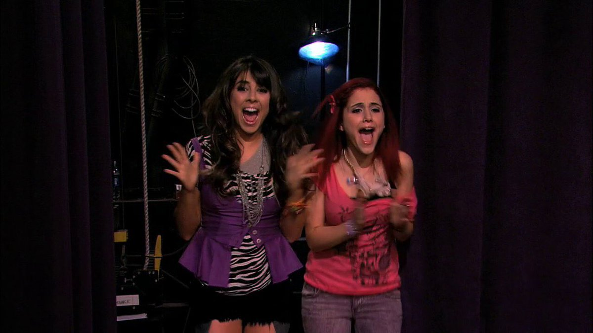 Went a tangent looking through old #Victorious moments. What a time. #...